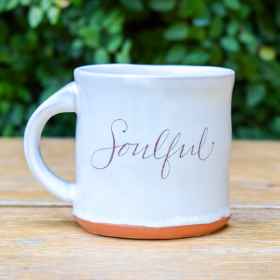 "Hearth & Soul ""Soulful"" Mug"