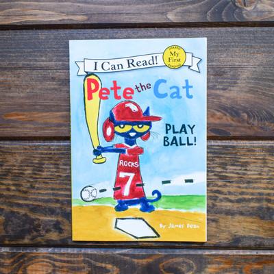 Pete the Cat: Play Ball! - PB
