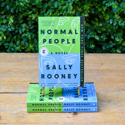 Normal People by Sally Rooney (PB)
