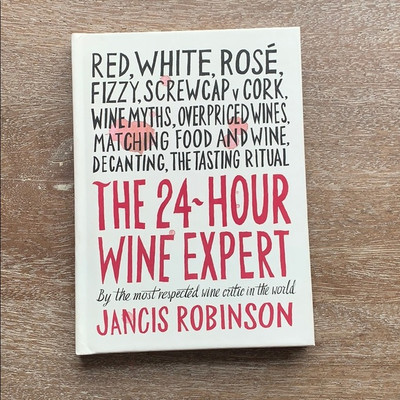 Wine is now one of the most popular drinks in the world. Many wine drinkers wish they knew more about it without having to understand every detail or go on a wine course. In The 24-Hour Wine Expert, Jancis Robinson shares her expertise with authority, wit and approachability. From the difference between red and white, to the shape of bottles and their labels, descriptions of taste, colour and smell, to pairing wine with food and the price-quality correlation, Robinson helps us make the most of this mysteriously delicious drink.