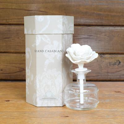 Grand Casablanca Porcelain Diffuser - Tahitian Gardenia