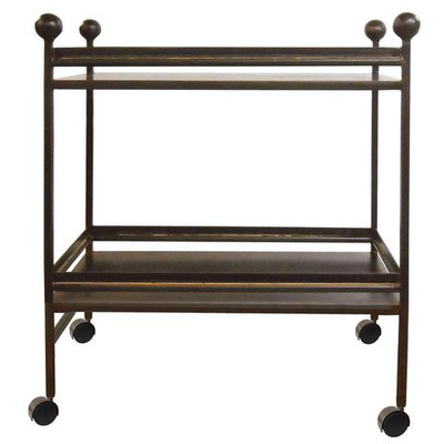 Linea Bar Cart