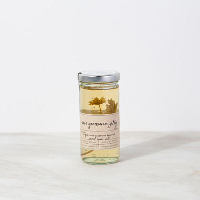 Rose Geranium Jelly