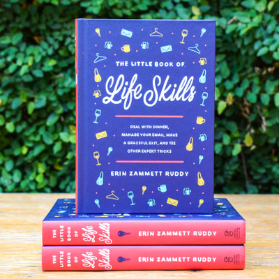With tips from leading experts in every field, The Little Book of Life Skills is the practical guide on how to solve the trickiest tasks in your day and make life a little easier. Deal with dinner, manage your email. make a graceful exit and 152 other expert tricks.