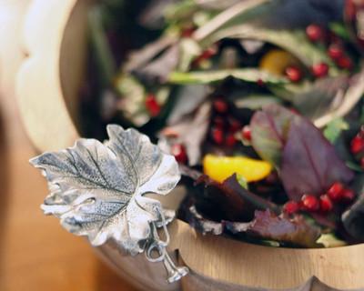 Autumn Vine Salad Bowl