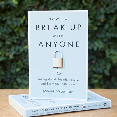 Not all relationships are made to last forever. Sometimes what starts as a beautiful friendship or productive partnership turns toxic, or one-sided, or unhealthy – and the best solution for both parties is to end it. In How to Break Up With Anyone, relationship expert Jamye Waxman has written a much-needed guide to every step of a non-romantic breakup. Drawing from her own experiences, Jamye provides strategies for disengaging from a friend, family member, community, or even former version of oneself, addressing both practical and emotional concerns. While ending a relationship can be painful, Jamye's positive message focuses on the ultimately liberating aspects of putting unhealthy relationships to rest.