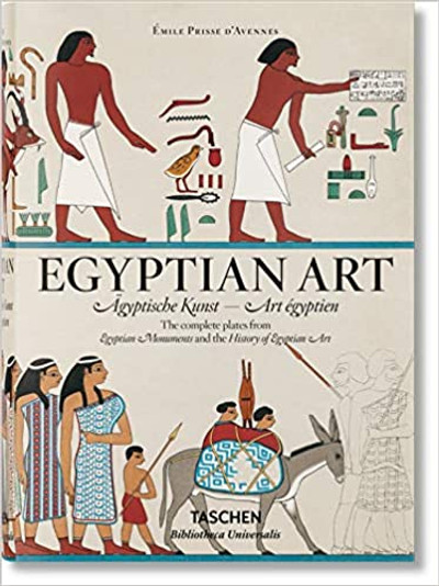 Egyptian Art  Prisse d'Avennes