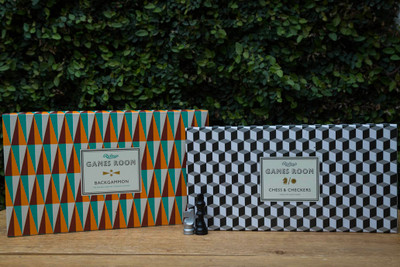 Chess & Checkers Set