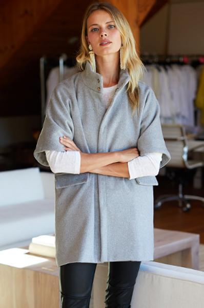 Layering Jacket - Small - Grey