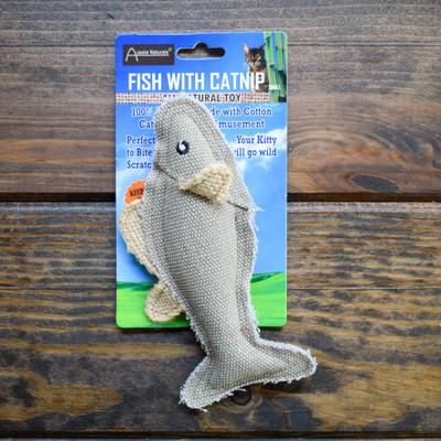 Catnip Fish for Cat
