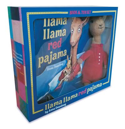 Llama Llama Red Pajama Book and Plush Toy