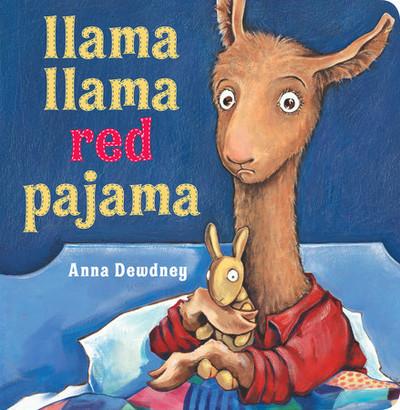 Llama Llama Red Pajama Board Book
