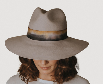Poplar Hat - Grey