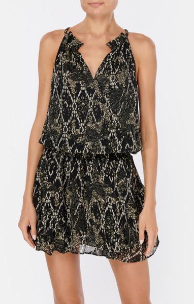 Jewel Dress - Black Combo