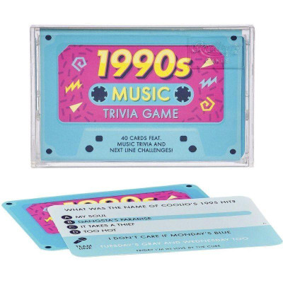 Music Trivia Tape