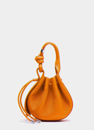 Ina Mini Crossbody - Pebble Saffron
