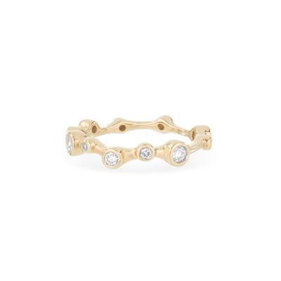 Diamond Barnacle Eternity Ring - 7 - Y14