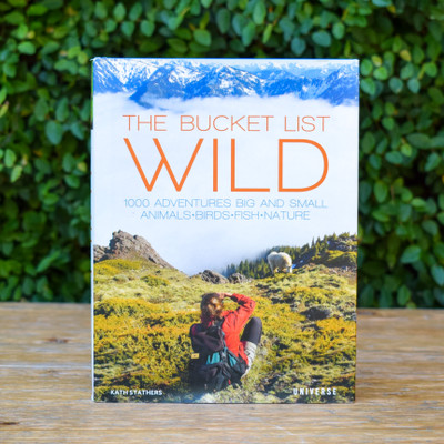 Bucket List - Wild 1,000 Adventures Big and Small: Animals, Birds, Fish, Nature (2021)