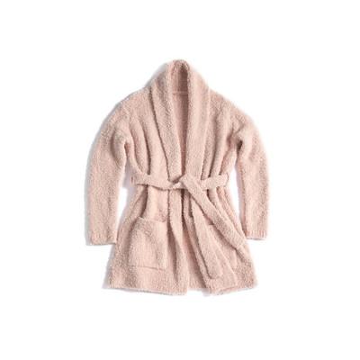 Clemence Cozy Robe - Blush