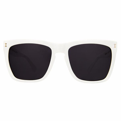 Los Feliz Sunglasses - White