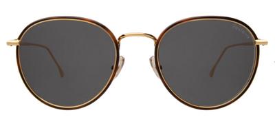 Jefferson Ace Sunglasses - Havana Gold