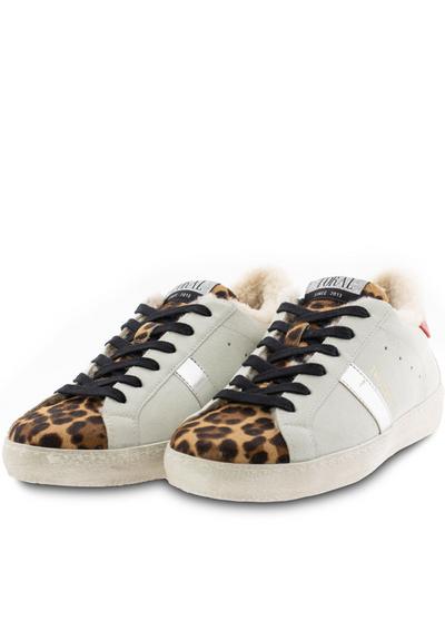 Sheepskin Skate Sneakers