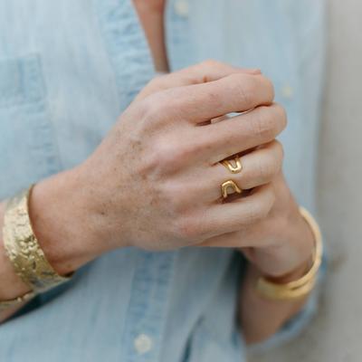 Wendi Ring - Gold