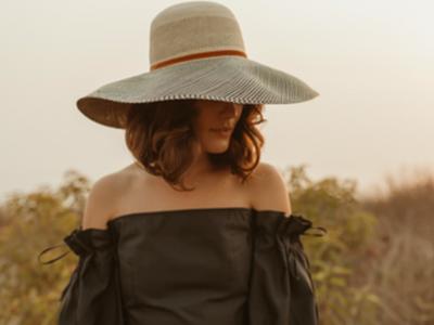 Magnolia Hat