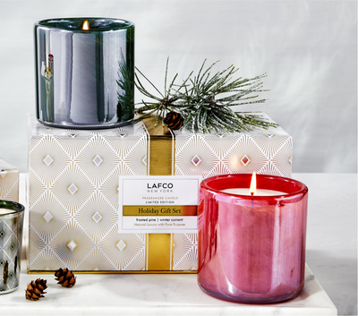 Classic Candle Set - Frosted Pine | Winter Currant
