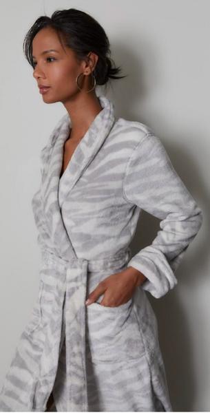 Plush Tigress Robe