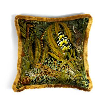 Sabie Forest Pillow - Velvet