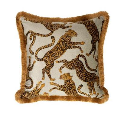 Cheetah Kings Pillow