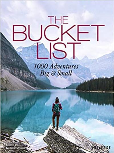 Bucket List 1000 Adventures Big & Small