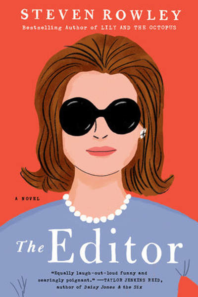 The Editor by Steven Rowley (PB)