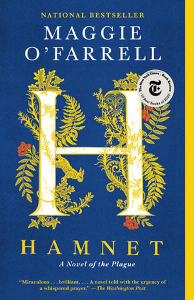 Hamnet by Maggie O'Farrell (PB)