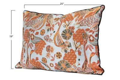 Flora & Fauna Pillow