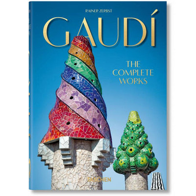 Gaudí  The Complete Works (40th Anniversary Edition)