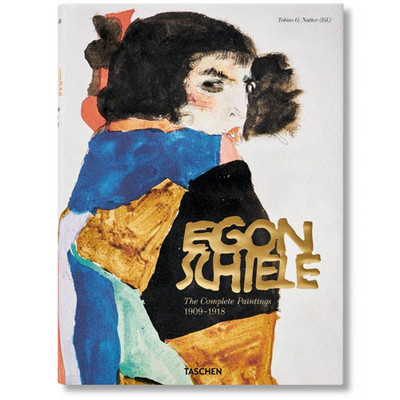 Schiele The Complete Paintings (40th Anniversary Edition)