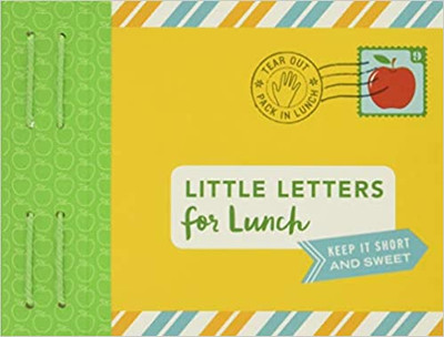 Little Letters for Lunch Keep it Short and Sweet