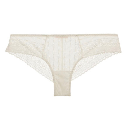 Made from soft stretch lace that lays smoothly against the body for a sexy look that feels so good.