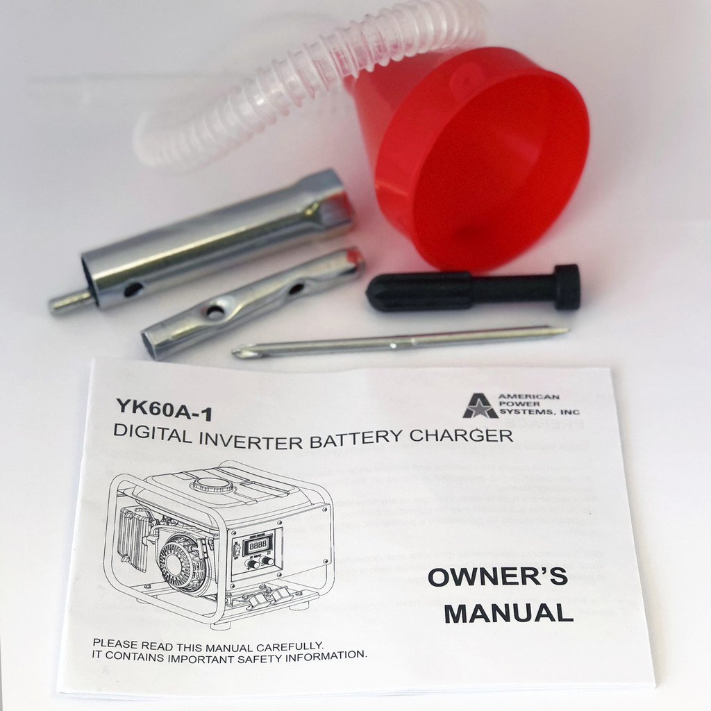 Included with APS-6012-G