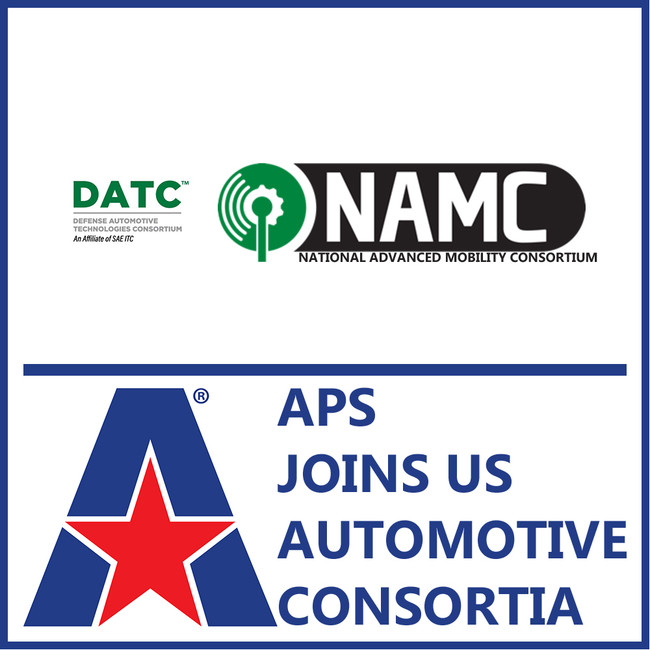 We've joined DATC & NAMC