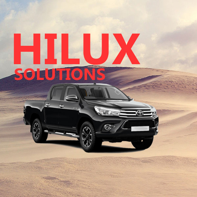 Power up with APS Hilux 2.4L & 2.8L turbodiesel solutions
