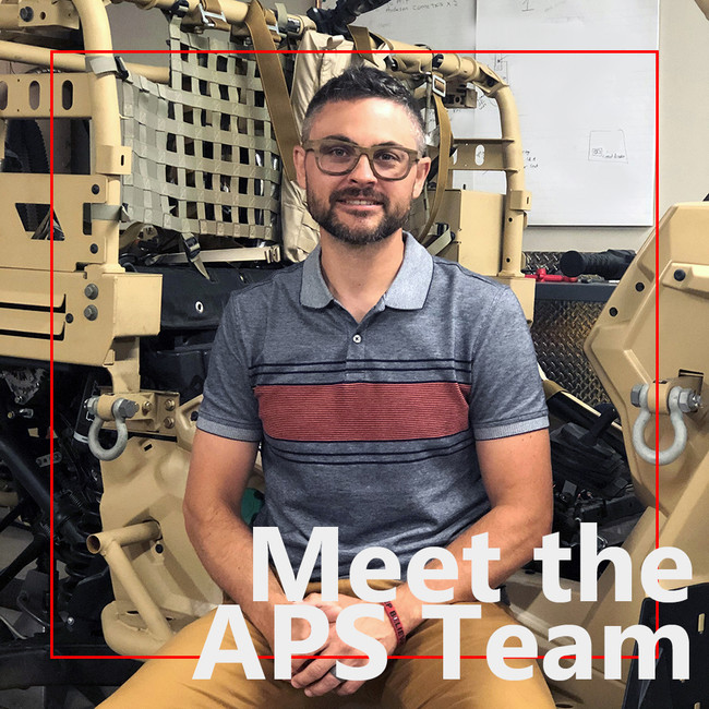 Get to know APS: Zach Ulfers