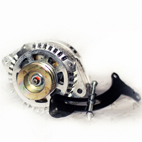 Toyota Land Cruiser Dual Alternator Bracket Kit