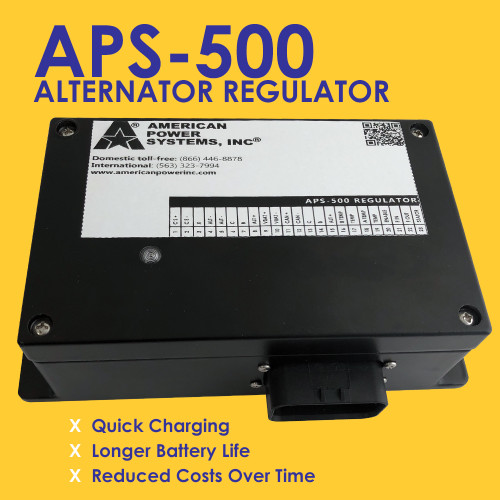 APS-500: Top 5 Q & A on our new regulator