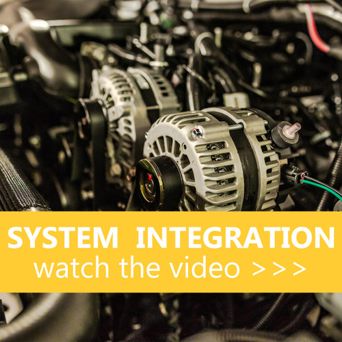 Under the hood: Watch APS DC power system integration