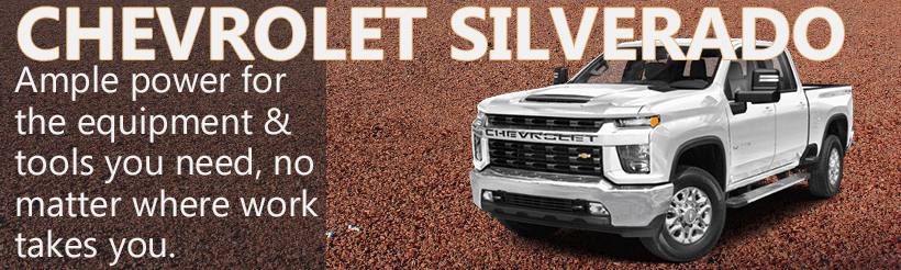Power Solutions for Chevrolet Silverado
