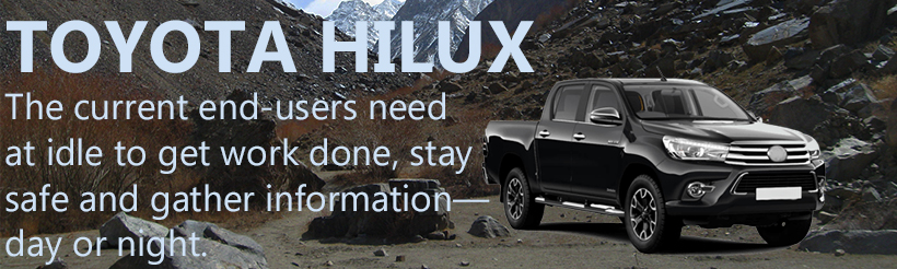 Toyota Hilux Power Solutions