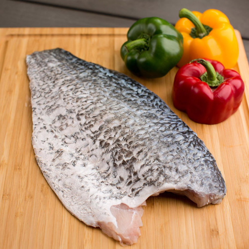 Frozen Barramundi Fillet 900g